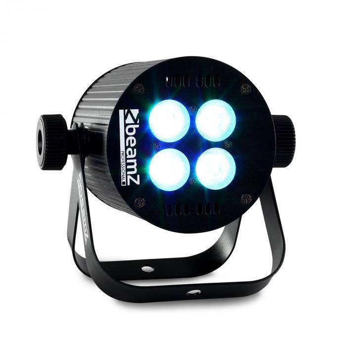 Beamz LED PAR Reflector 4 x 8W RGB-LED DMX (Sky-151.244)