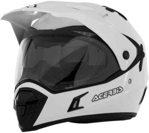 Acerbis Active Casco Blanco