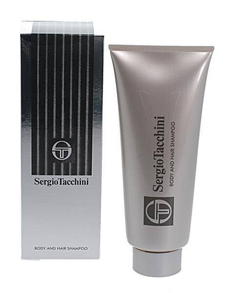 Sergio Tacchini Hair And Body Shampoo 400ml