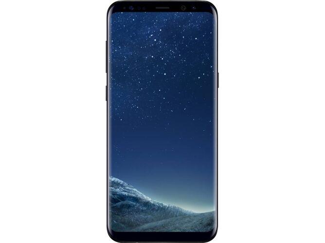 Samsung Smartphone SAMSUNG Galaxy S8+ SM-G955F (6.2   - 4 GB - 64 GB - Negro)
