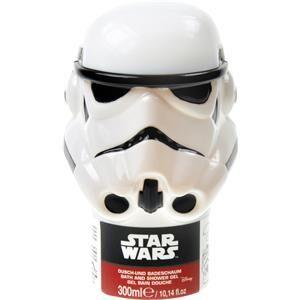 Star Wars Cuidado Cuidado corporal Gel de ducha Storm Trooper 300 ml