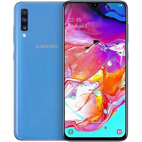 Samsung A705 Galaxy A70 4g 128gb Dual-Sim Blue
