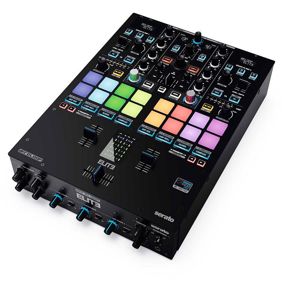 Reloop ELITE Mesa de mezclas DJ