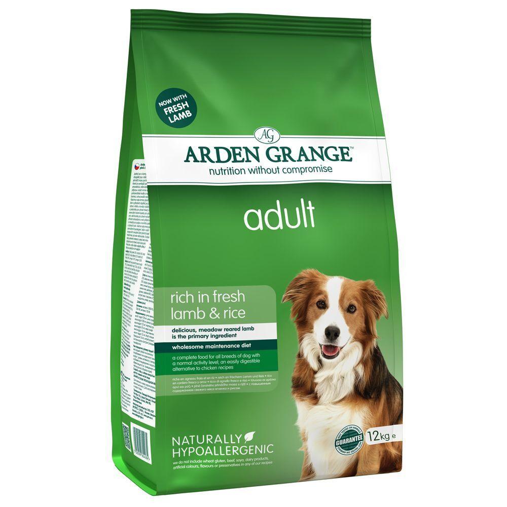 Arden Grange 2x12kg  Puppy/Junior Pollo y arroz pienso para perros
