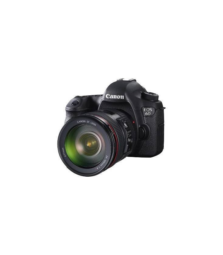 Canon Eos 6d + Ef 24-105 3.5-5.6 Is Stm + 60 Euros Rembolso Canon