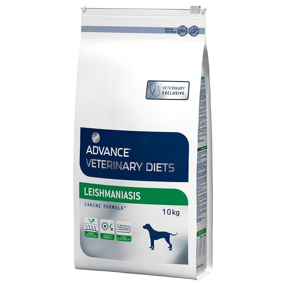 Affinity Advance Veterinary Diets 2 x 10 kg Advance Leishmaniasis Veterinary Diets pienso para perros