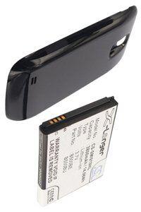 Samsung Galaxy S4 Mini batería (3800 mAh, Negro)