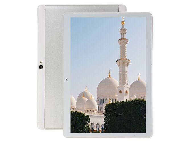 S/MARCA Tablet (10.1   - 16 GB - 2 GB RAM - Wi-Fi - Plata)