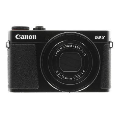 Canon PowerShot G9 X Mark II negro - Nuevo   30 meses de garantía   Envío gratuito