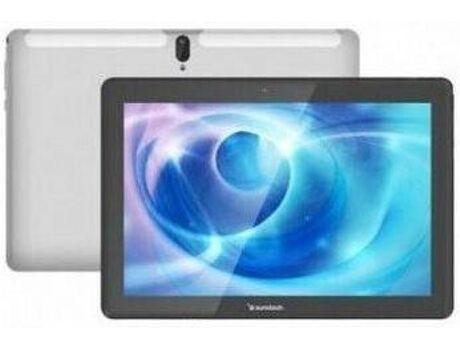 SUNSTECH Tablet SUNSTECH (10.1   - 64 GB - 2 GB RAM - Wi-Fi - Gris)
