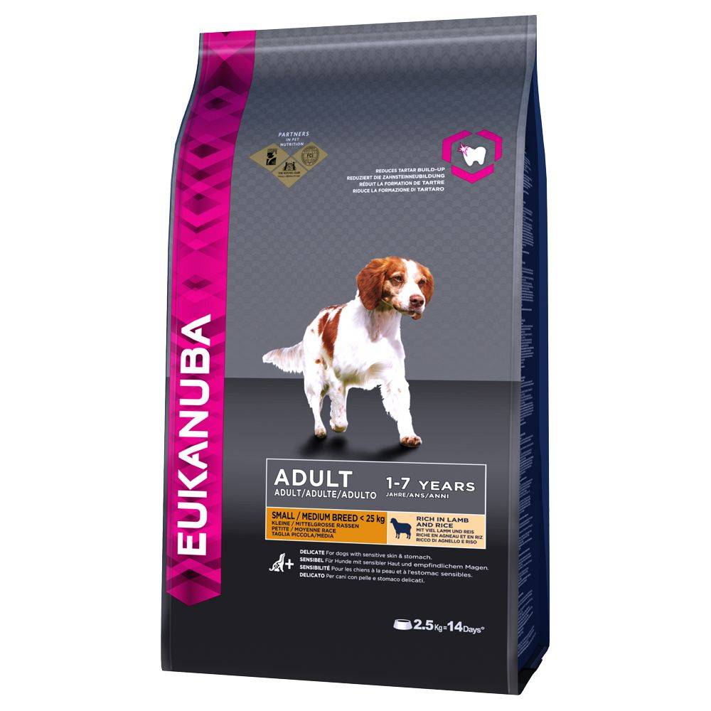 "Eukanuba Oferta de prueba:  pienso para perros de 2 a 3 kg - Breed West Highland White Terrier ""Westy"" 2,5 kg"