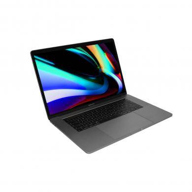"Apple MacBook Pro 2019 15"" QWERTY Touch Bar/ID 8-Core i9 2,30 GHz 512 GB SSD 32 GB gris espacial - Reacondicionado: muy bueno   30 meses de garantía"