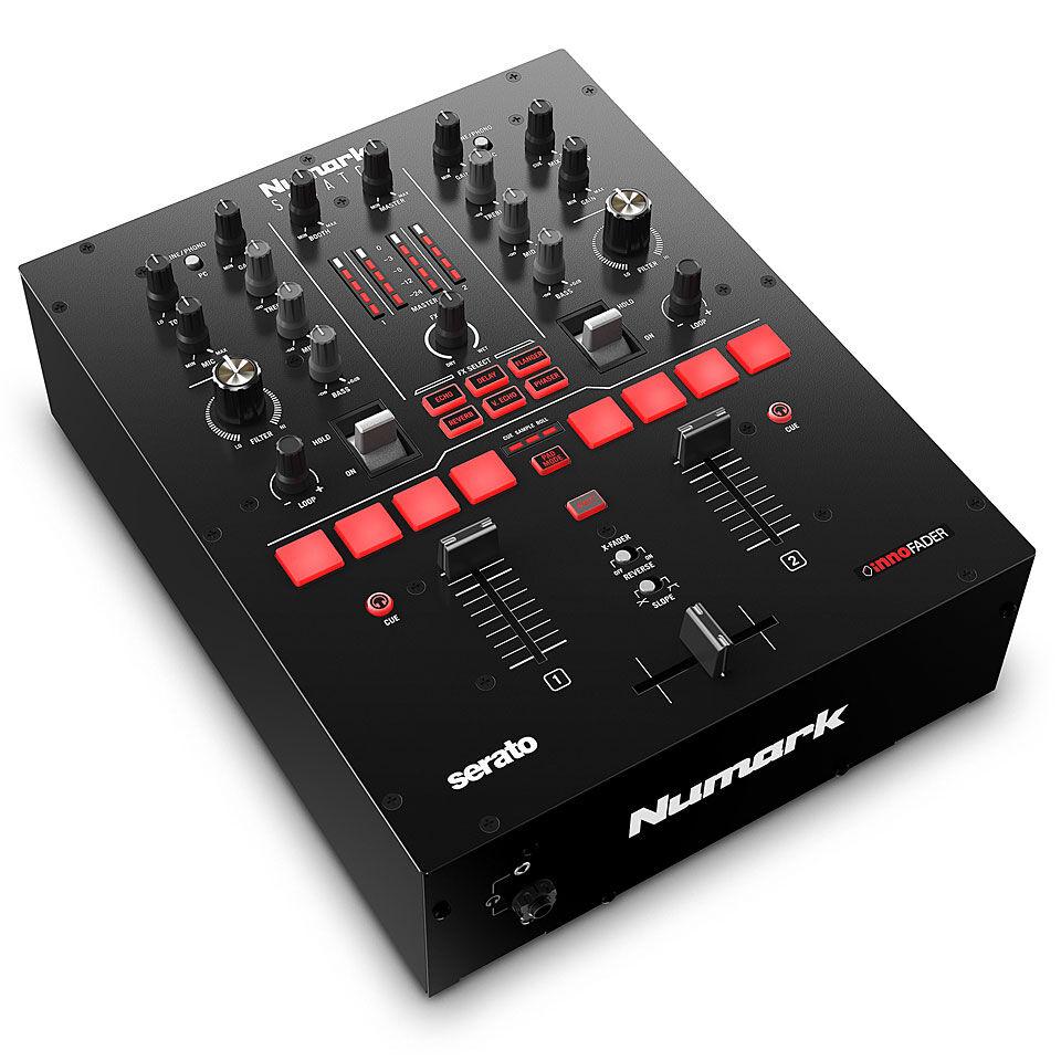 Numark Scratch Mesa de mezclas DJ