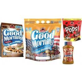 Max Protein Pack Desayuno Fit - Max Protein Sabor Bombón Rocher
