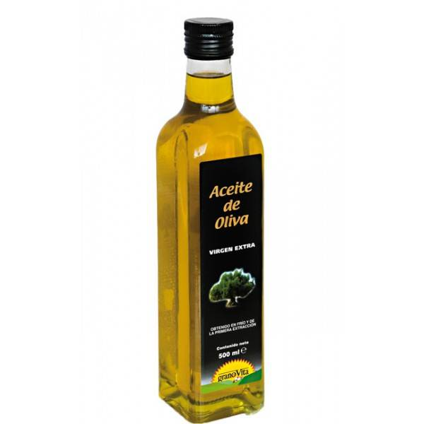 GRANOVITA Aceite Oliva Virgen Extra 500ml