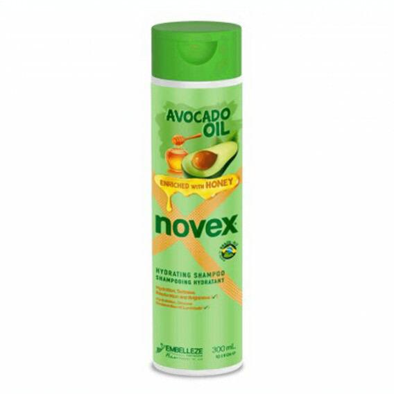 Solwa Novex Oleo De Abacate Shampoo Hidrante 300ml
