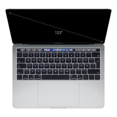 "Apple MacBook Pro 2018 13"" QWERTZ ALEMÁN Touch Bar/ID Intel Core i7 2,70 GHz 2 TB SSD 8 GB plateado - Reacondicionado: como nuevo   30 meses de"