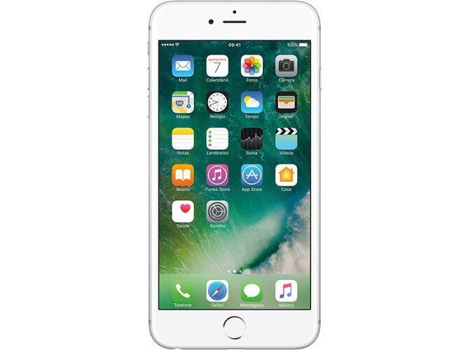 Apple iPhone 6s Plus APPLE (Reacondicionado Grado A - 4.7   - 64 GB - Plata)
