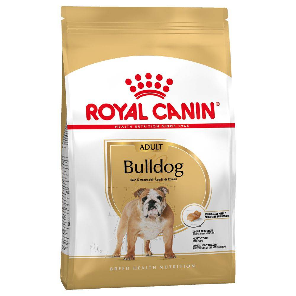 Royal Canin Bulldog Inglés Adult - Pack % - 2 x 12 kg