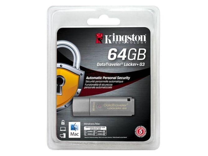 Kingston Pendrive KINGSTON 64 GB + G3 3.0