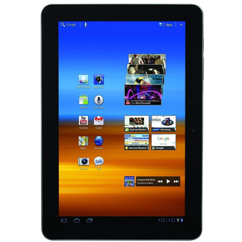 Samsung Galaxy Tab 2 GT-P5110 10.1 16 GB 3G Negro