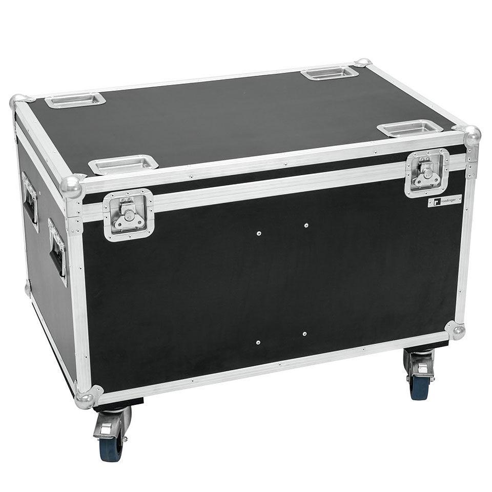 Roadinger Flightcase 4 x EYE-19 Case para iluminación