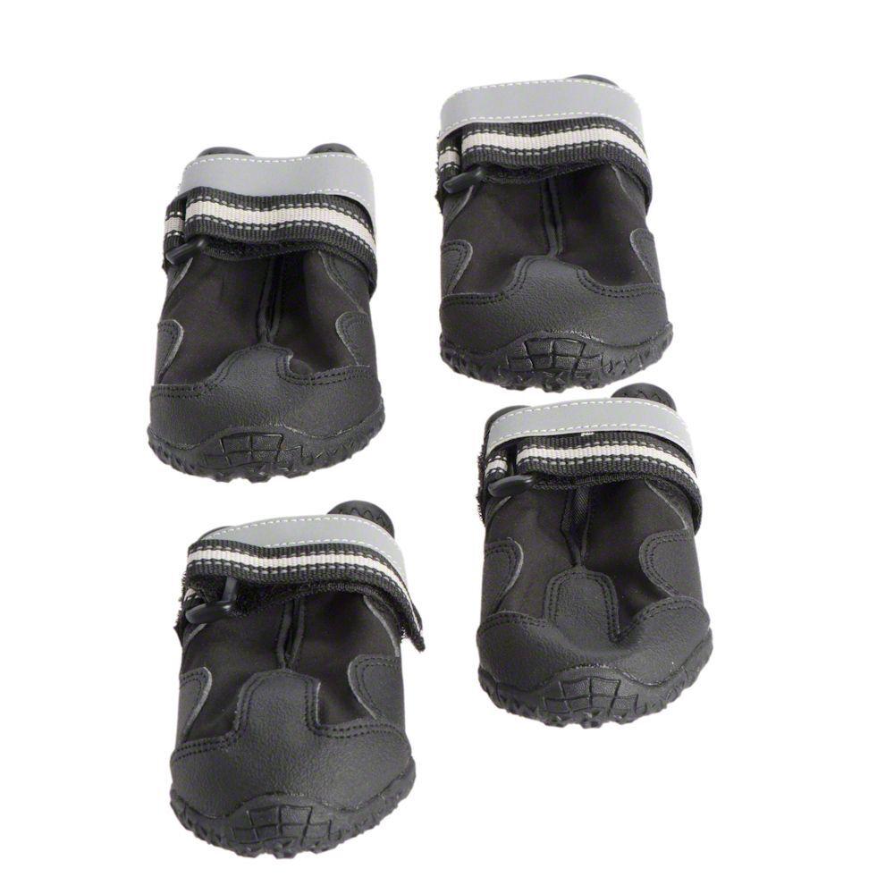 bitiba Zapatos para perros S & P Boots - Talla 7 - 4 uds.