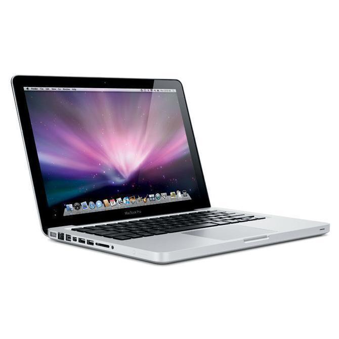 Apple MacBook Pro 13   Core 2 Duo 2.4 GHz  SSD 60 GB RAM 4 GB QWERTY