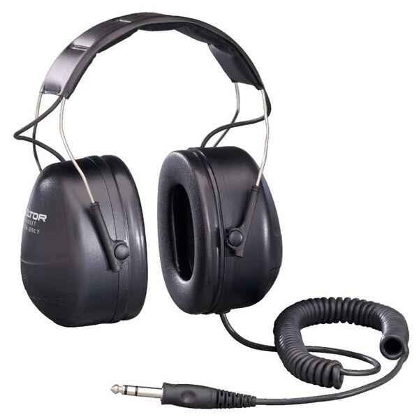 Peltor 3M Peltor Auricular Jack 3.5 - Diadema - Comprar Protectores Auditivos Baratos