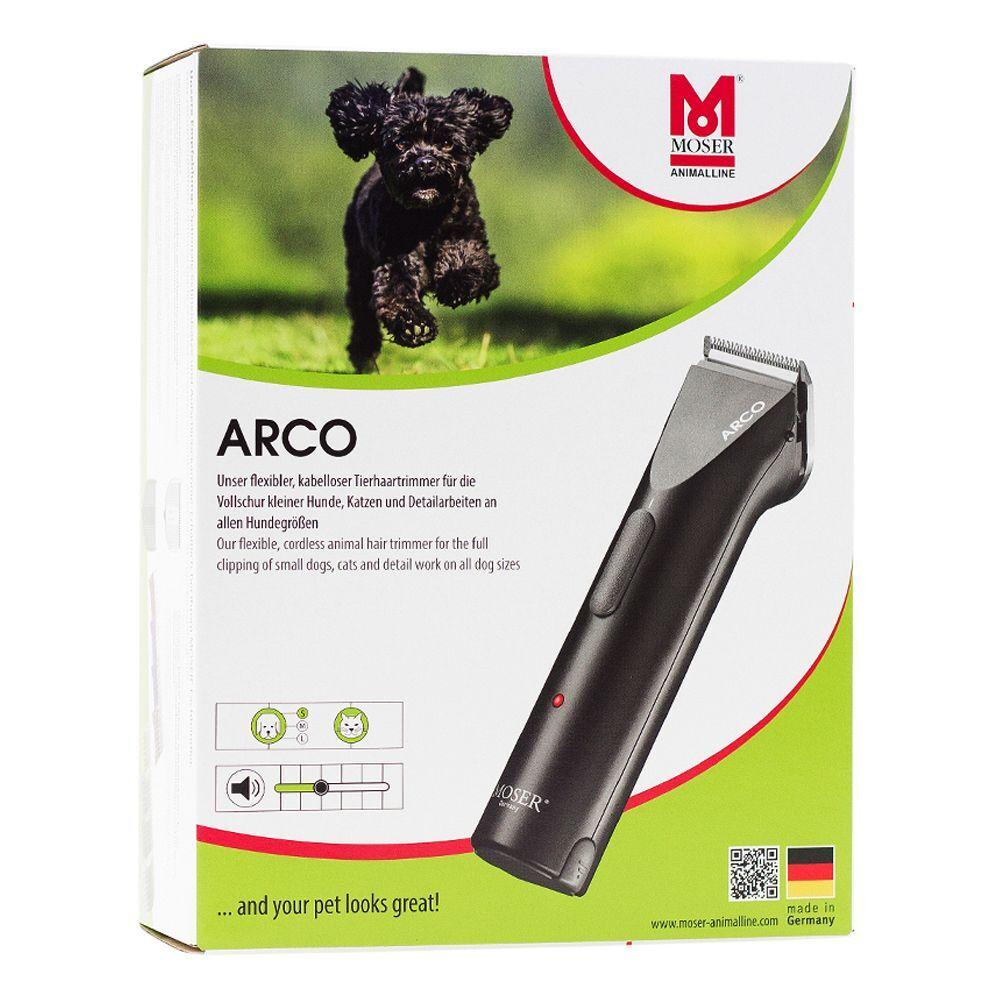 Moser Máquina cortapelo  Arco - Aceite  para máquinas cortapelo
