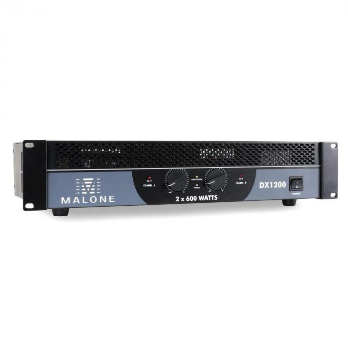 Malone DX1200 Amplificador PA 1200W