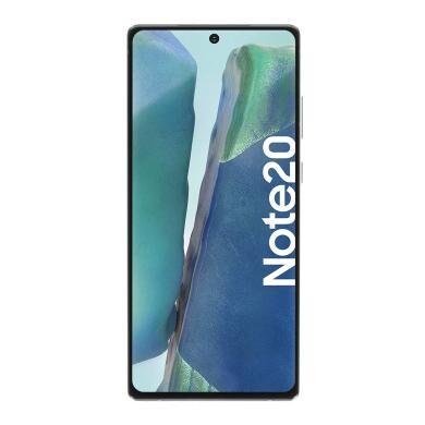 Samsung Galaxy Note 20 N980F DS 256GB verde - Reacondicionado: muy bueno   30 meses de garantía   Envío gratuito