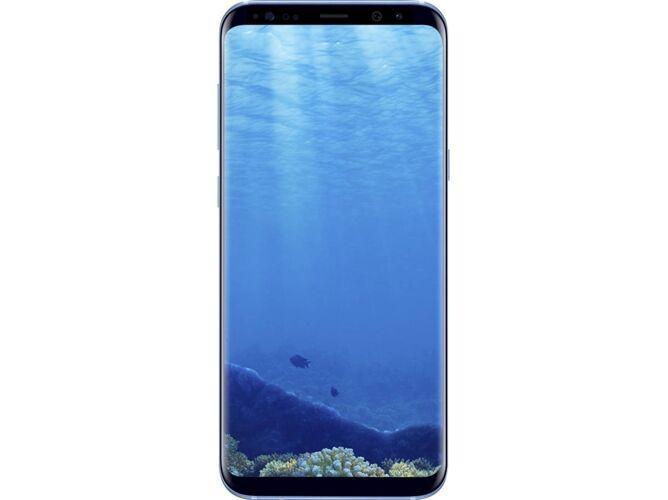 Samsung Smartphone SAMSUNG Galaxy S8+ (6.2   - 4 GB - 64 GB - Azul)