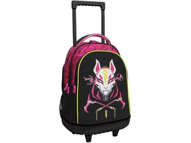 FORTNITE Mochila FORTNITE 2 Ruedas Compacto Max Drift