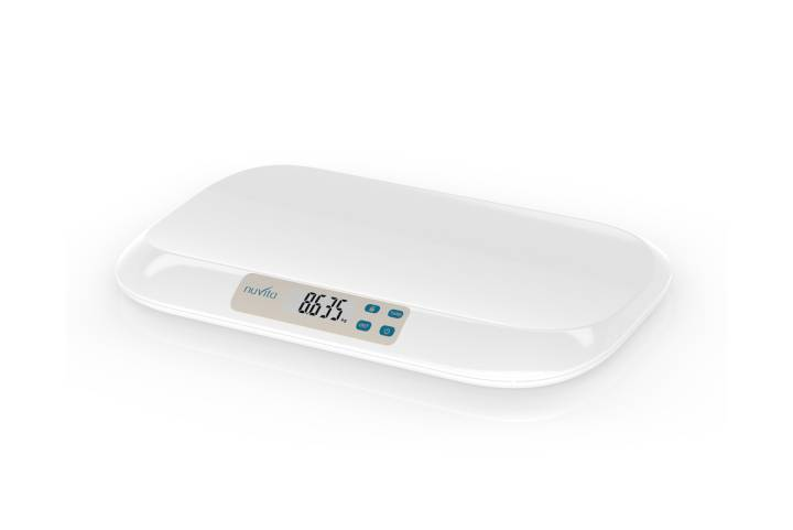 ANTEPRIMA BRANDS INTERNATIONAL Nuvita Digital Scale Weighing Newborns 1 Piece