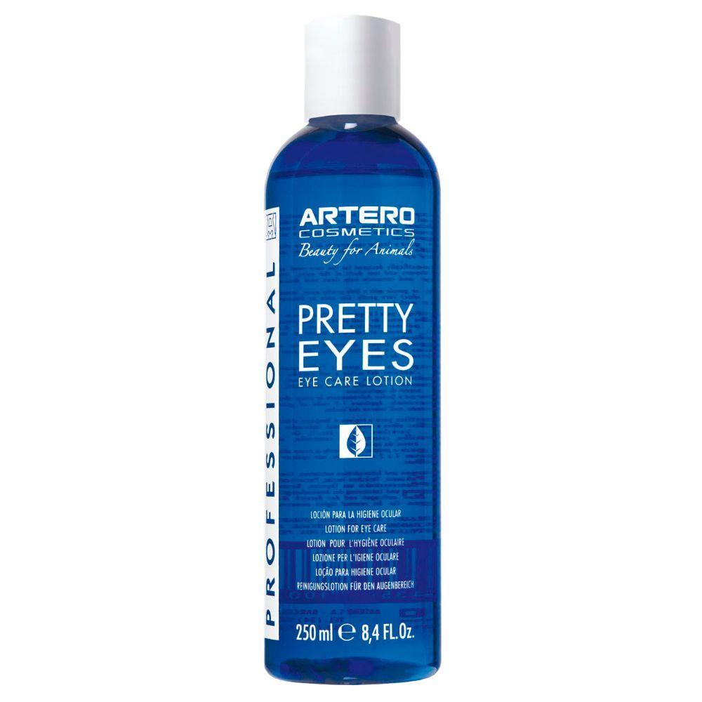 Artero Pretty Eyes limpiador de ojos para perros - 2 x 250 ml - Pack Ahorro
