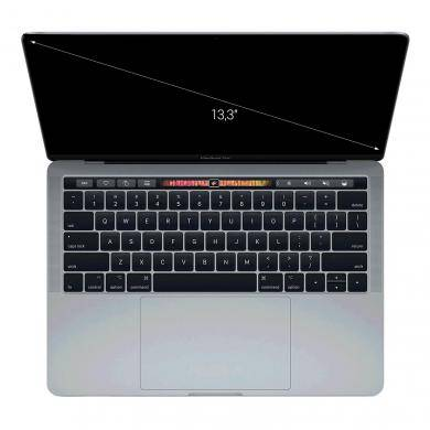 "Apple MacBook Pro 2017 13"" QWERTZ ALEMÁN Touch Bar Intel Core i5 3,10 GHz 512 GB SSD 8 GB plateado - Reacondicionado: como nuevo   30 meses de"