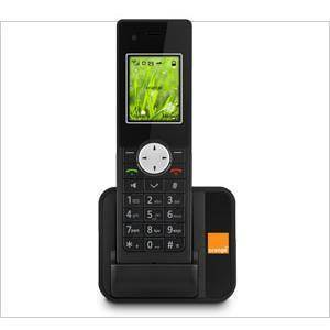 Huawei Teléfono fijo Huawei Orange Gama 200 Negro