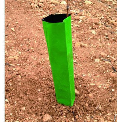 Protector faja lámina tubo Coex 40 x 16 cm - Pack 10 ud