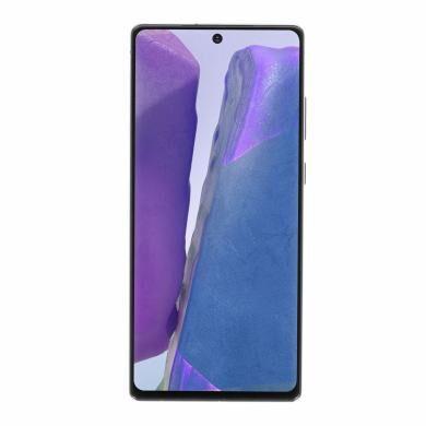Samsung Galaxy Note 20 5G N981B DS 256GB gris - Reacondicionado: muy bueno   30 meses de garantía   Envío gratuito