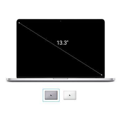 "Apple MacBook Pro 2016 13"" QWERTZ ALEMÁN Touch Bar Intel Core i5 3,1 GHz 512 GB SSD 8 GB gris espacial - Reacondicionado: como nuevo   30 meses de"