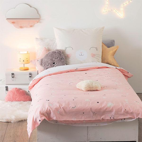 Funda nórdica de cama Chat