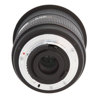 Sigma 10-20mm 1:4-5.6 EX DC HSM para Nikon negro - Reacondicionado: buen estado   30 meses de garantía   Envío gratuito