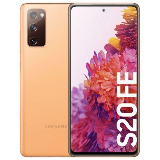 Samsung Galaxy S20 FE 6/128GB Naranja