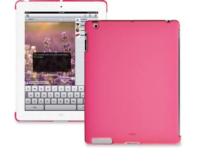 PURO Funda iPad 2 PURO Cover iPad2 Rosa