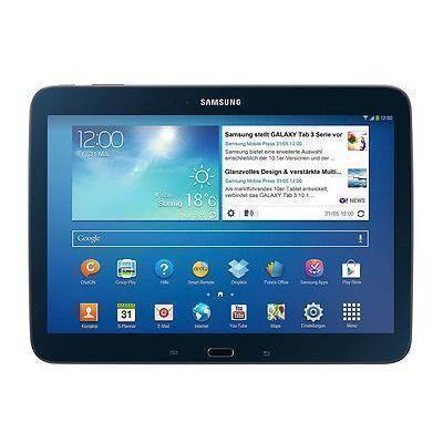 Samsung Galaxy Tab 3 10.1 16 GB Wifi + 4G Negro Orange