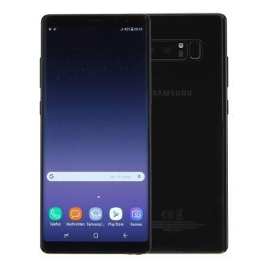 Samsung Galaxy Note 8 64 GB negro - Reacondicionado: muy bueno   30 meses de garantía   Envío gratuito