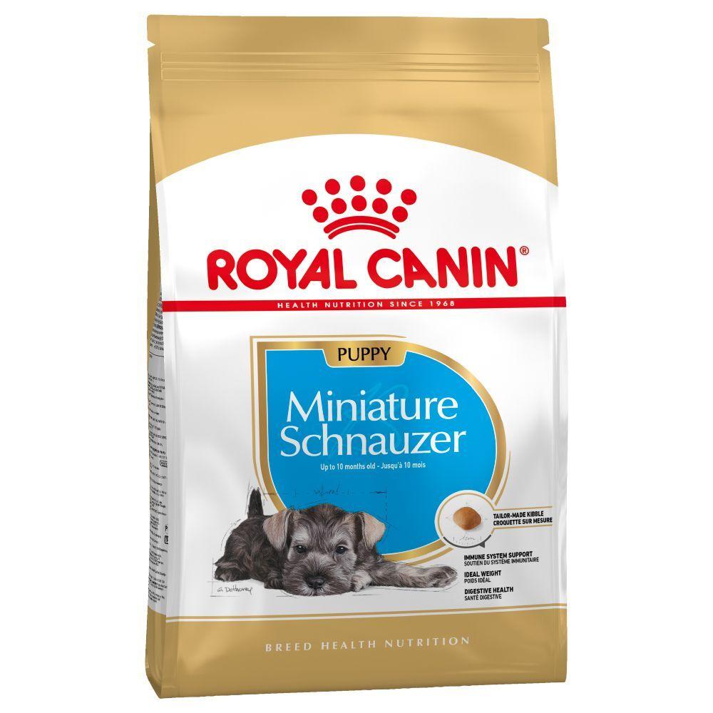 Royal Canin 3x1,5kg Schnauzer Miniatura Puppy Royal Canin pienso para perros