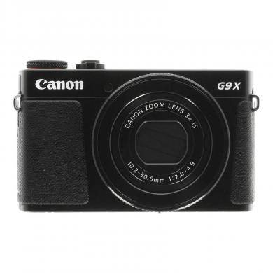 Canon PowerShot G9 X Mark II negro - Reacondicionado: como nuevo   30 meses de garantía   Envío gratuito