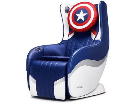 BODYFRIEND Sillón de Masaje BODYFRIEND Captain America